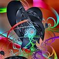 Dali-scape by Scott  Bricker
