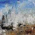 Dali's Barcelona by Germaine Fine Art