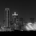 Dallas Bw by David Downs