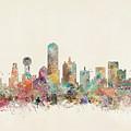 Dallas City by Bri Buckley