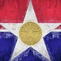 Dallas City Flag by JC Findley