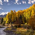 Dallas Creek by Jonathan Steele