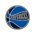 Dallas Mavericks Retro Shirt by Joe Hamilton