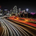 Dallas Skyline by Ron Smithson