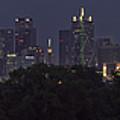 Dallas Trinity River Panorama by Jonathan Davison