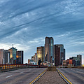 Dallas View At Dusk by Tod and Cynthia Grubbs
