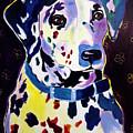 Dalmatian - Dottie by Alicia VanNoy Call
