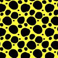 Dalmatian  Black Pattern 05-p0173 by Custom Home Fashions