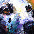 Dalmatian Dog Painting by Svetlana Novikova