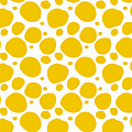Dalmatian Pattern With A White Background 05-p0173 by Custom Home Fashions