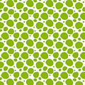 Dalmatian Pattern With A White Background 09-p0173 by Custom Home Fashions