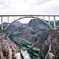 Dam Crossing #2 by Robert J Caputo