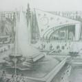 Damascus by Mohammad Hayssam Kattaa