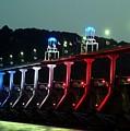 Damm River Bridge by Kenna Westerman