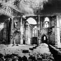 Dammarie Les Lys Abbey by Simon Marsden