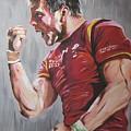 Dan Biggar by Jamie Bishop
