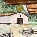 Dan Lawson Barn by Spencer Hudson