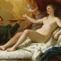 Danae by Paolo di Matteis