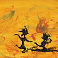 Dance Art Dancing Couple 238 by Manuel Sueess