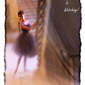 Dance As If No-one Is Watching. by Rianna Stackhouse