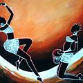 Dance by Jethro Longwe