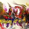 Dance Of Flames by Joanne Smoley