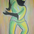 Dance Of Joy by Jan Gilmore