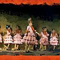 Dance Of La Ninos by Chris North