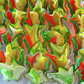 Dance Of The Appetizers by Kathy Moll