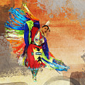 Dance Of The Rainbow Warrior Female 2016 by Kathryn Strick