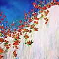 Dance Of The Spring by Teresa Wegrzyn