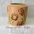 Dance Of The Tulips by Teresa Tromp