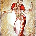 Dancer 1 by Harsh Malik