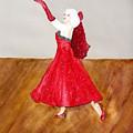 Dancer by Cathy Jourdan