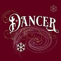 Dancer by Gina Harrison