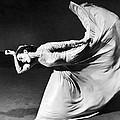 Dancer Martha Graham by Underwood Archives