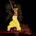 Dancer  by Mathieu Lalonde
