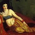 Dancer Of Delhi Betalo Rubino 1916 by Henri Robert