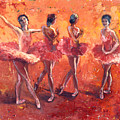 Dancers In The Flame by Janet Lavida