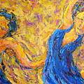 Dancers by Kat Griffin