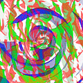 Danceyflam by Blind Ape Art
