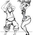 Dancin Fools by Keith Naquin