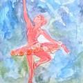 Dancing Ballerina by Sandra Belz