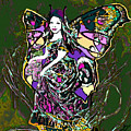 Dancing Butterfly by Amelia Carrie