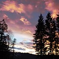 Dancing Clouds by Victor K