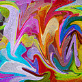 Dancing Colors by Jennifer Stackpole