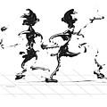 Dancing Couple 3 by Manuel Sueess