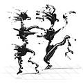 Dancing Couple 4 by Manuel Sueess