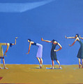 Dancing Figures by Ihab Bishai