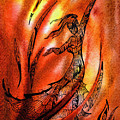 Dancing Fire II by Irina Sztukowski